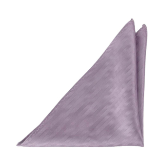 DRUMMEL Dusty purple pochette de costume