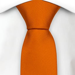 Notch Daudi orange tie
